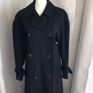 Vintage Eleanor P Brenner Trench Coat